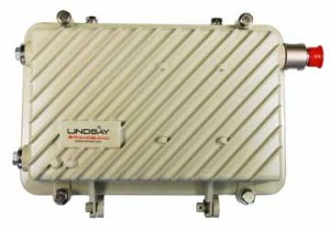 Backhaul & Power Solutions: LBDG-FEC: DOCSIS® Small Cell Backhaul Gateway The Lindsay LBDG-FEC is a cost effective, EMI filtered DOCSIS® backha